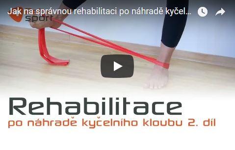 Rehabilitace po TEP 2.díl